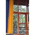 décoration coussins rideaux doubler occultant  housses clic-clac